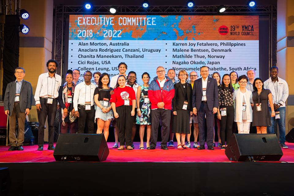 Executive Committee 2018-2022
